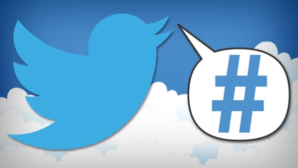 Хэштеги в Твиттере