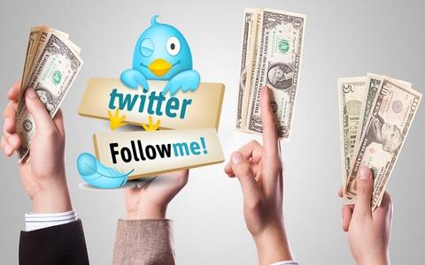 Заработать деньги в Твиттере
