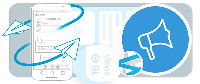 Продвижение в Телеграм