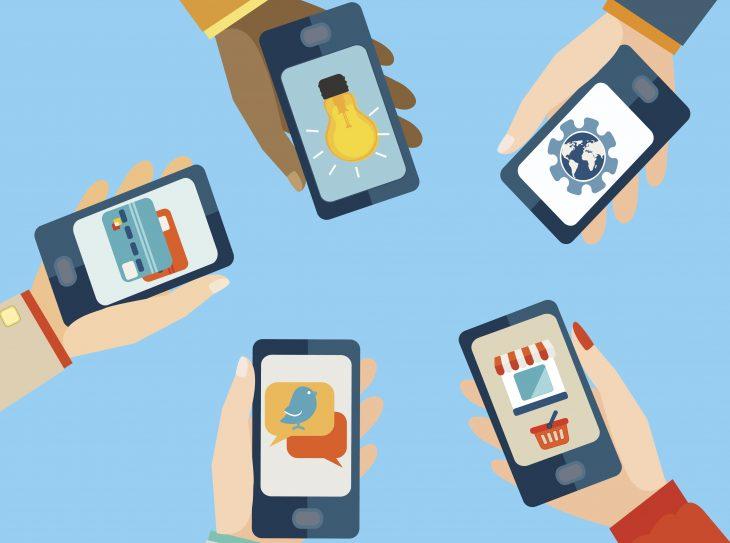 Заработок на раскрутке мобильных приложений